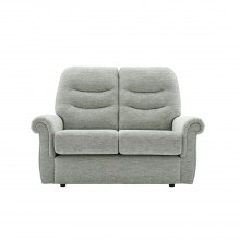 G Plan Holmes Two Seater Small Fabric Sofa