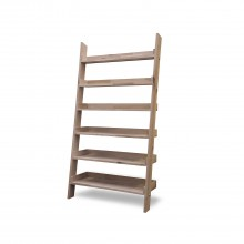 Garden Trading Hambledon Shelf Ladder Raw Oak