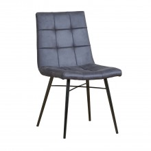 Amsterdam Faux Leather Dining Chair