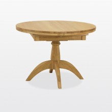 Marseille Round Extending Dining Table