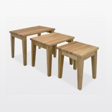 Marseille Nest Of 3 Tables