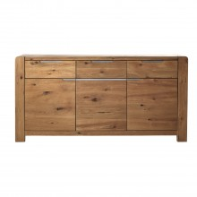 Canberra Large Three Door Sideboard