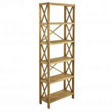 Darwin X-unit with 6 Shelves
