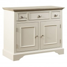 Lille Small Sideboard, Grey