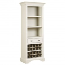 Lille Tall Wine Rack, Grey