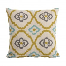 Bramblecrest Outdoor Cushion, Moroccan Citrus