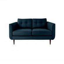 Orla Kiely Linden Small Sofa (b) Glyde Indigo