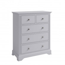 Dover Two Over Three Chest Of Drawers