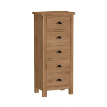 Radstock Tall Five Drawer Chest