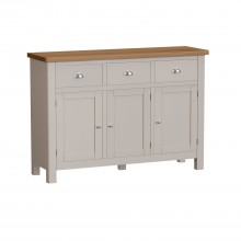 Portland Large Three Door Sideboard