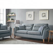 Marley Three Seater Double Power Recliner Sofa