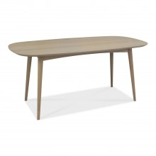 Ottawa Six Seater Fixed Dining Table