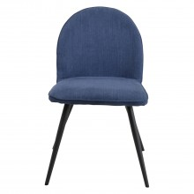 Unique Adelaide Dining Chair - Blue