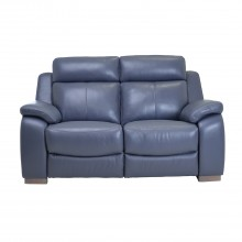 Casa Alabama 2 Seater Power Rec Montana - Lavender Grey 2 Seat