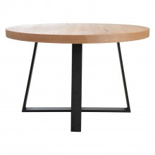 Aspire European Ealing Round Fixed Table Table