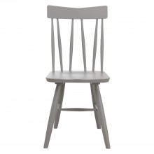 Casa Cleeves Dining Chair - Grey D Chair