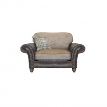 Alexander & James Hudson Snuggler Fabric Chair