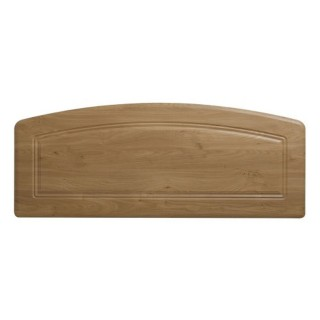 Belmont Double Headboard, Oak
