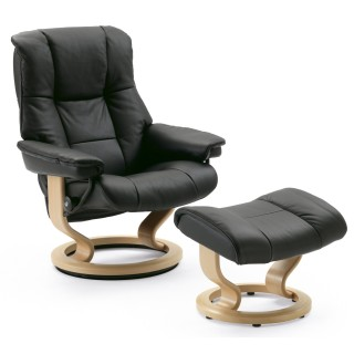 Stressless Chelsea Chair & Stool