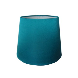 "8"" Teal Silk Shade"