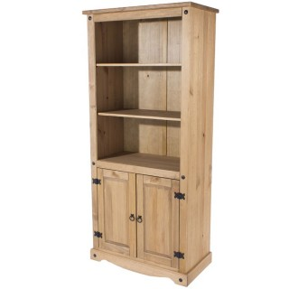 Corona 2 Door Bookcase