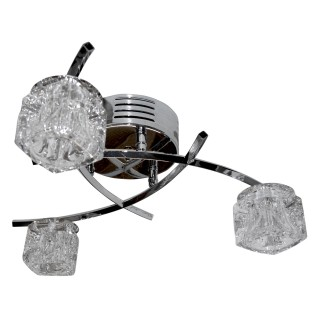 Casa Danner 3 Light Ceiling Light