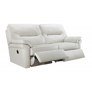 G Plan Washington 3 Seater Recliner Sofa Double