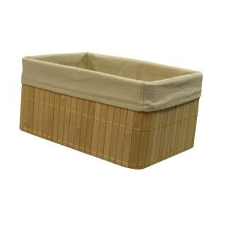 Casa Bamboo Small Basket