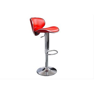 Casa Nigella Bar Stool, Red