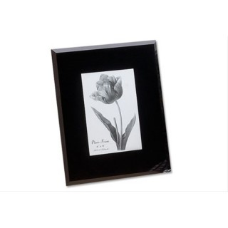Hampton Noir Glass Frame 4x6