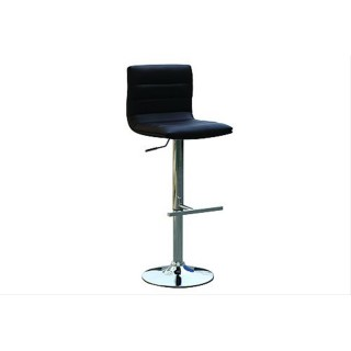 Casa Retro Bar Stool, Black