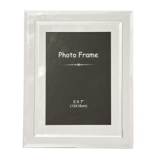 """Casa Double Layer Glass Frame 5x7"""""""