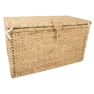 Casa Lidded Trunk Large, Natural