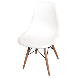Casa Seine Chair, White