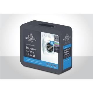 Fine Bedding Company Spundown Mattress Enhancer Double