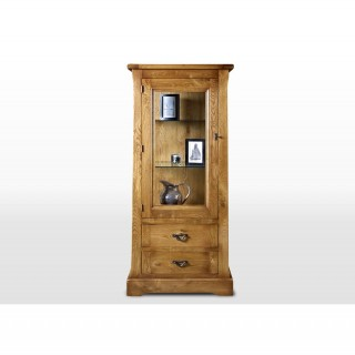 Old Charm Chatsworth Display Cabinet