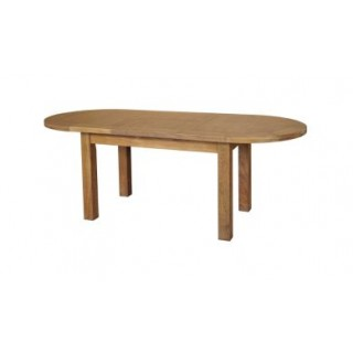 Casa Bordeaux Large D-End  Extending Dining Table