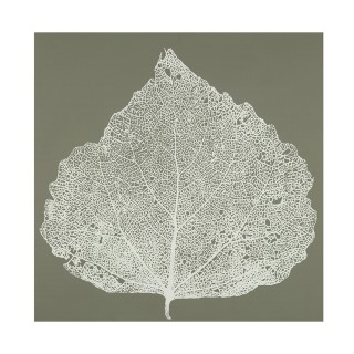 Art Marketing Leaf, Blue