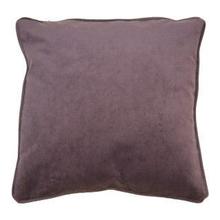 Scatterbox Velour Muv Lilac Cushion Square, Lilac