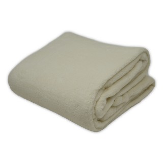Deyongs Snuggle Touch Cream 140x180, Cream