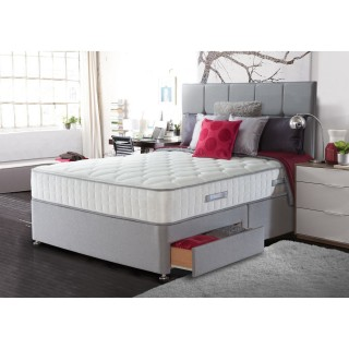 Sealy Chloe 2 Drawer Divan Set Kingsize