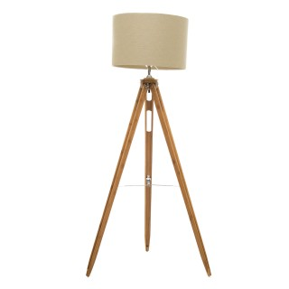 Casa Vista Floor Lamp, Beige