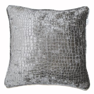 Gordon John Pebble Cushion Filled Steel, Steel