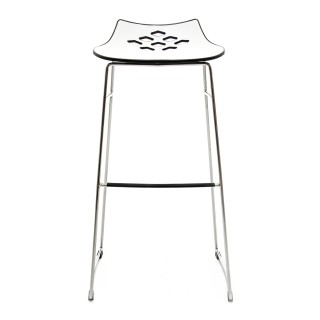 Casa Aire Bar Stool - Black Stool