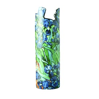Dartington Crystal Van Gogh Irises, Multi