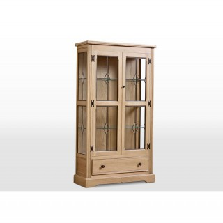 Old Charm Display Cabinet