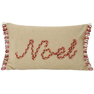 Riva Paoletti Noel Cushion 30x50 Onesize, Red