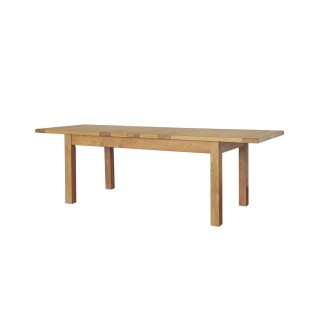 Casa Bordeaux Large Ext Table Table, Oak