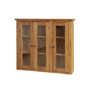 Casa Bordeaux Large Dresser Top Dressertop, Oak