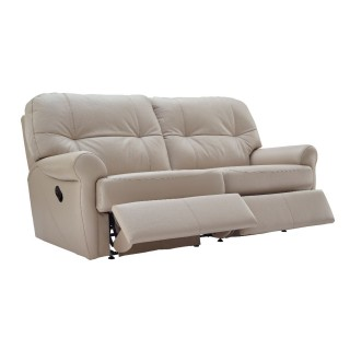 G Plan Winslet 3 Seater Double Power Recliner Sofa
